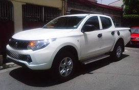 Sell 2nd Hand 2016 Mitsubishi Strada at 10000 km in San Pedro