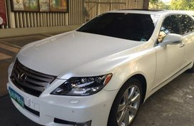 Sell 2nd Hand 2010 Lexus Ls at 36000 km in Teresa