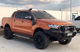 Ford Ranger 2018 Automatic Diesel for sale in Valenzuela
