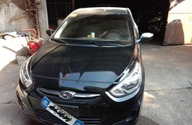 2nd Hand Hyundai Accent 2017 Sedan at 38000 km for sale in Quezon City