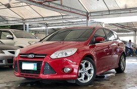 2nd Hand Ford Focus 2014 Hatchback at Automatic Gasoline for sale in Quezon City