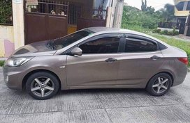 2nd Hand Hyundai Accent 2013 Manual Gasoline for sale in Pasay