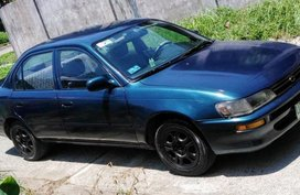 Selling Toyota Corolla 1996 Manual Gasoline for sale in Angono