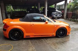 Selling Audi Tt 2000 Manual Gasoline in Quezon City
