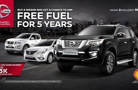 Brand New Nissan Terra 2019 for sale in Taytay