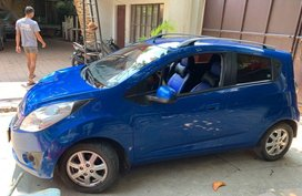 Selling Chevrolet Spark 2011 at 47000 km in Antipolo