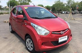Selling 2018 Hyundai Eon for sale in Quezon City