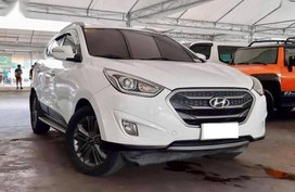 2nd Hand Hyundai Tucson 2015 Automatic Diesel for sale in Manila