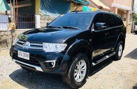 Selling 2nd Hand Mitsubishi Montero 2015 in Manila