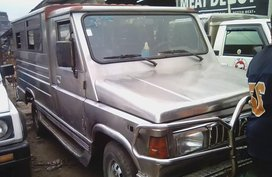 Selling 2nd Hand Toyota Owner Type Jeep 1995 at 60000 km in Manila