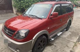 2nd Hand Mitsubishi Adventure 2011 Manual Diesel for sale in Quezon City