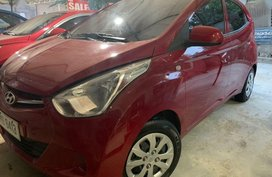 Hyundai Eon 2017 Manual Gasoline for sale in Mandaue