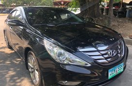 2nd Hand Hyundai Sonata 2010 Automatic Gasoline for sale in Pasig