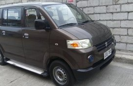 2nd Hand Suzuki Apv 2007 Manual Gasoline for sale in San Juan