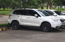 Selling 2nd Hand Subaru Forester in Muntinlupa