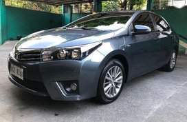 Selling 2nd Hand Toyota Altis 2016 in Quezon City