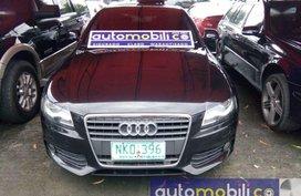 Black Audi 100 2009 for sale in Quezon City