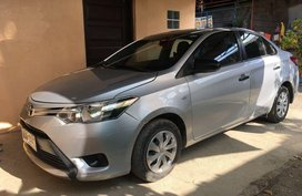 Sell 2nd Hand 2014 Toyota Vios Manual Gasoline at 52000 km in Cabanatuan
