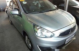 Selling Silver Mitsubishi Mirage 2016 for sale