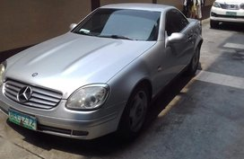 2nd Hand Mercedes-Benz 230 1999 for sale in Quezon City