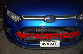 Sell 2nd Hand 2016 Ford Ecosport Automatic Gasoline at 13000 km in Las Piñas