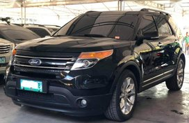 Selling 2nd Hand Ford Explorer 2012 in Makati