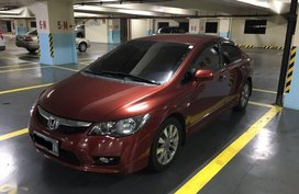 Sell 2nd Hand 2010 Honda Civic Automatic Gasoline at 72951 km in Manila
