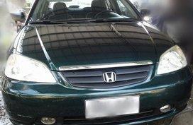 Selling 2nd Hand Honda Civic 2002 in Cabanatuan
