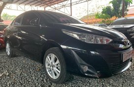 Black Toyota Vios 2019 for sale in Automatic