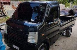 Selling 2nd Hand Suzuki Multi-Cab 2018 Manual Gasoline at 130000 km in Davao City