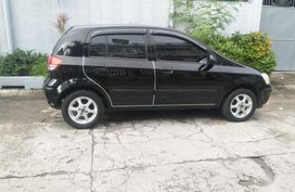 Selling Like New Hyundai Getz Manual Gasoline in Angeles