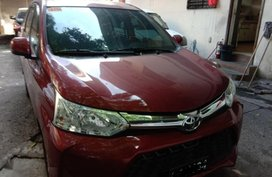 Selling 2nd Hand Toyota Avanza 2018 at 14000 km in Quezon City
