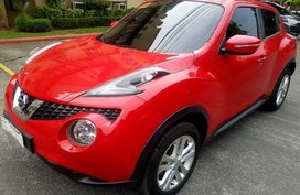 2nd Hand Nissan Juke 2017 Automatic Gasoline for sale in Taguig