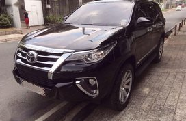 2nd Hand Toyota Fortuner 2018 Automatic Diesel for sale in Quezon City