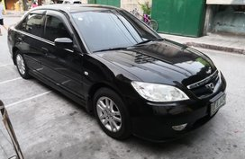 Selling Honda Civic 2004 at 120000 km in Quezon City