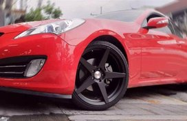 Selling 2012 Hyundai Genesis Coupe in Quezon City