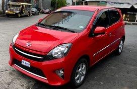 Selling Toyota Wigo 2017 at 20000 km in Manila
