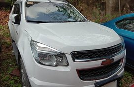 2nd Hand Chevrolet Trailblazer 2016 Automatic Diesel for sale in Quezon City
