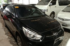 Sell 2nd Hand 2017 Hyundai Accent Manual Gasoline at 18000 km in Quezon City