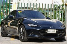 Sell 2nd Hand 2017 Mazda Mx-5 at 4000 km for sale