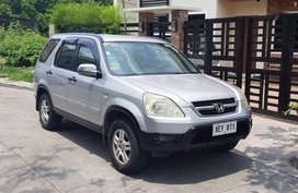 Sell 2nd Hand 2002 Honda Cr-V at 91000 km in Quezon City