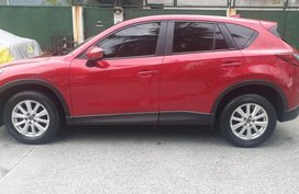 Selling 2nd Hand Mazda Cx-5 2015 at 31000 km in Quezon City