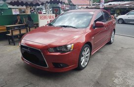 Sell 2nd Hand 2014 Mitsubishi Lancer Ex Automatic Gasoline at 40000 km in Calamba