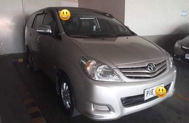 2nd Hand Toyota Innova 2011 at 70000 km for sale in Caloocan