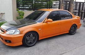 2nd Hand Honda Civic 1999 at 130000 km for sale in Quezon City