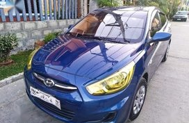 2nd Hand Hyundai Accent 2017 Manual Gasoline for sale in San Mateo