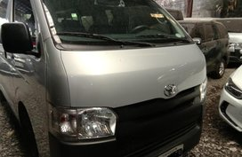 2nd Hand Toyota Hiace 2016 at 143000 km for sale in Quezon City