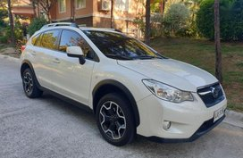 Selling Pearl White Subaru Xv 2015 at 31000 km in Parañaque