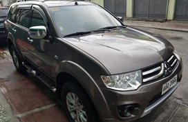Selling Mitsubishi Montero Sport 2014 Automatic Diesel in Quezon City