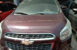 2nd Hand Chevrolet Spin 2015 at 24000 km for sale in Quezon City
